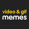 Video & GIF Memes 아이콘