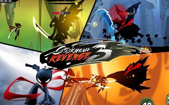 Stickman Revenge 3 screenshot 23
