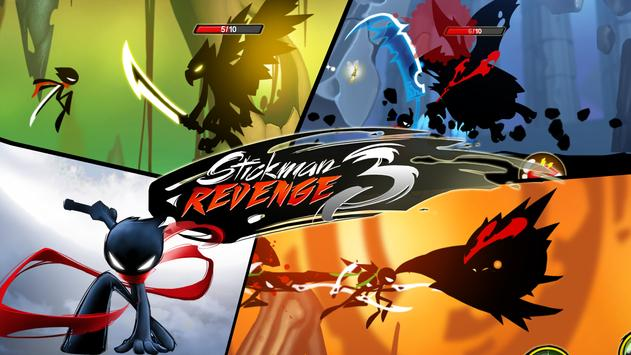 Stickman Revenge 3 screenshot 7