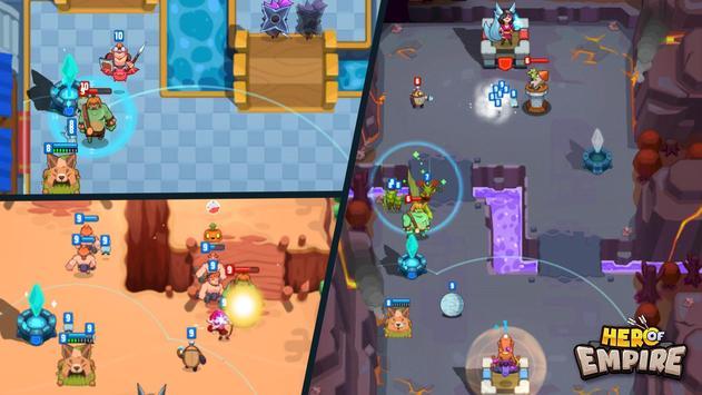 Hero of Empire: Clash Kingdoms RTS screenshot 7