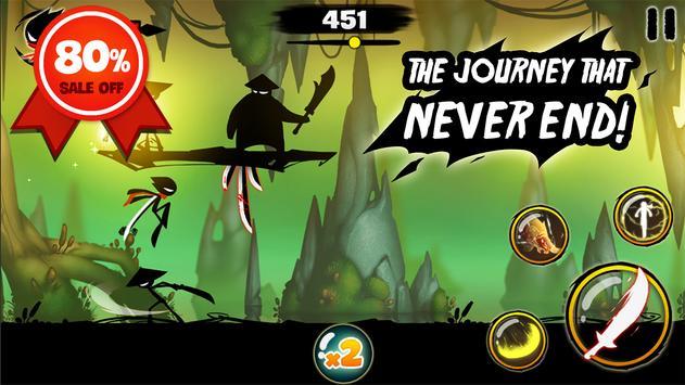 Stickman Revenge 3: League of Heroes 截图 4