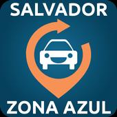 FAZ - Zona Azul Digital Salvador Oficial ícone