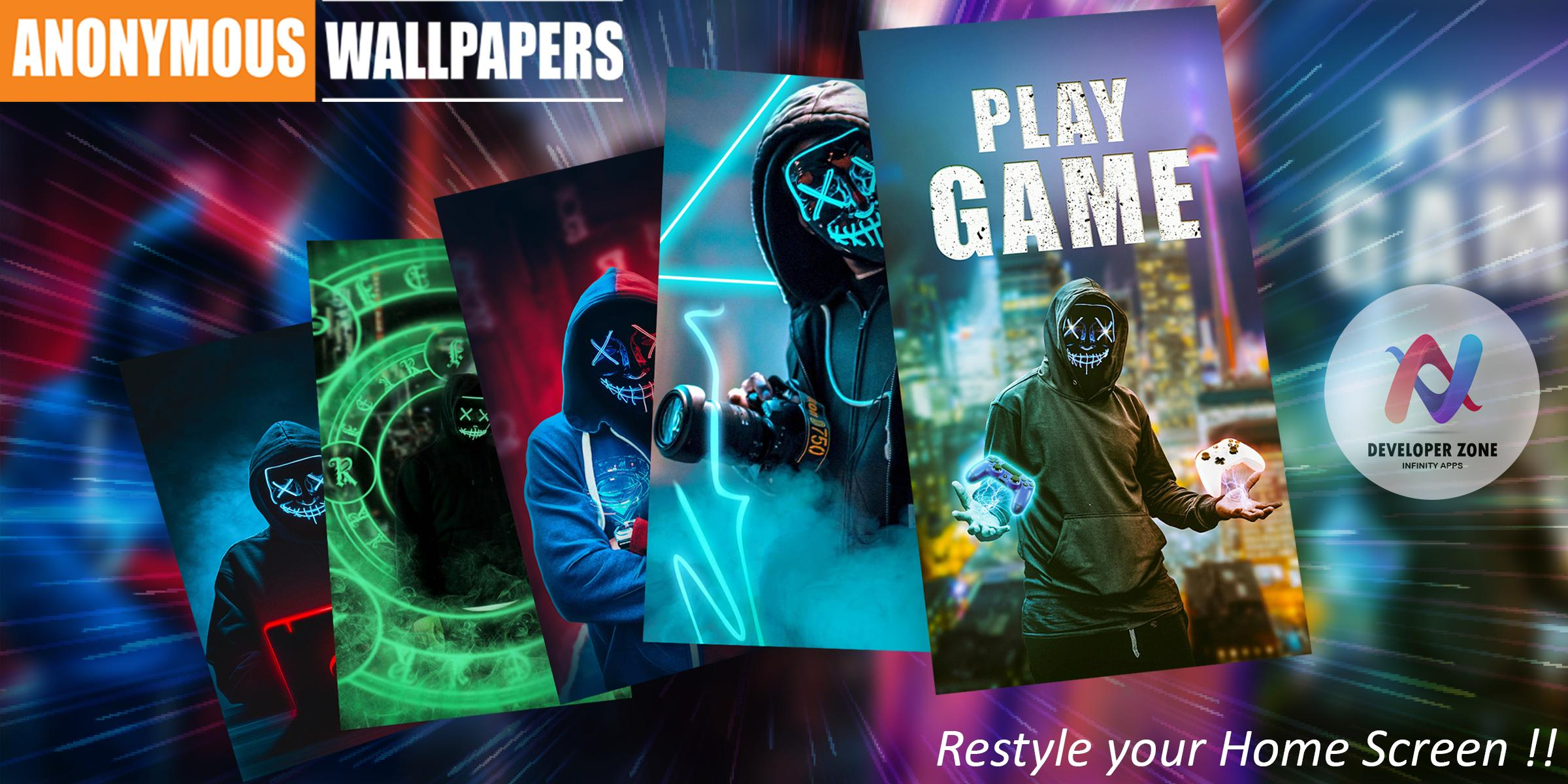 😈Anonymous Wallpapers HD😈 Hackers ...