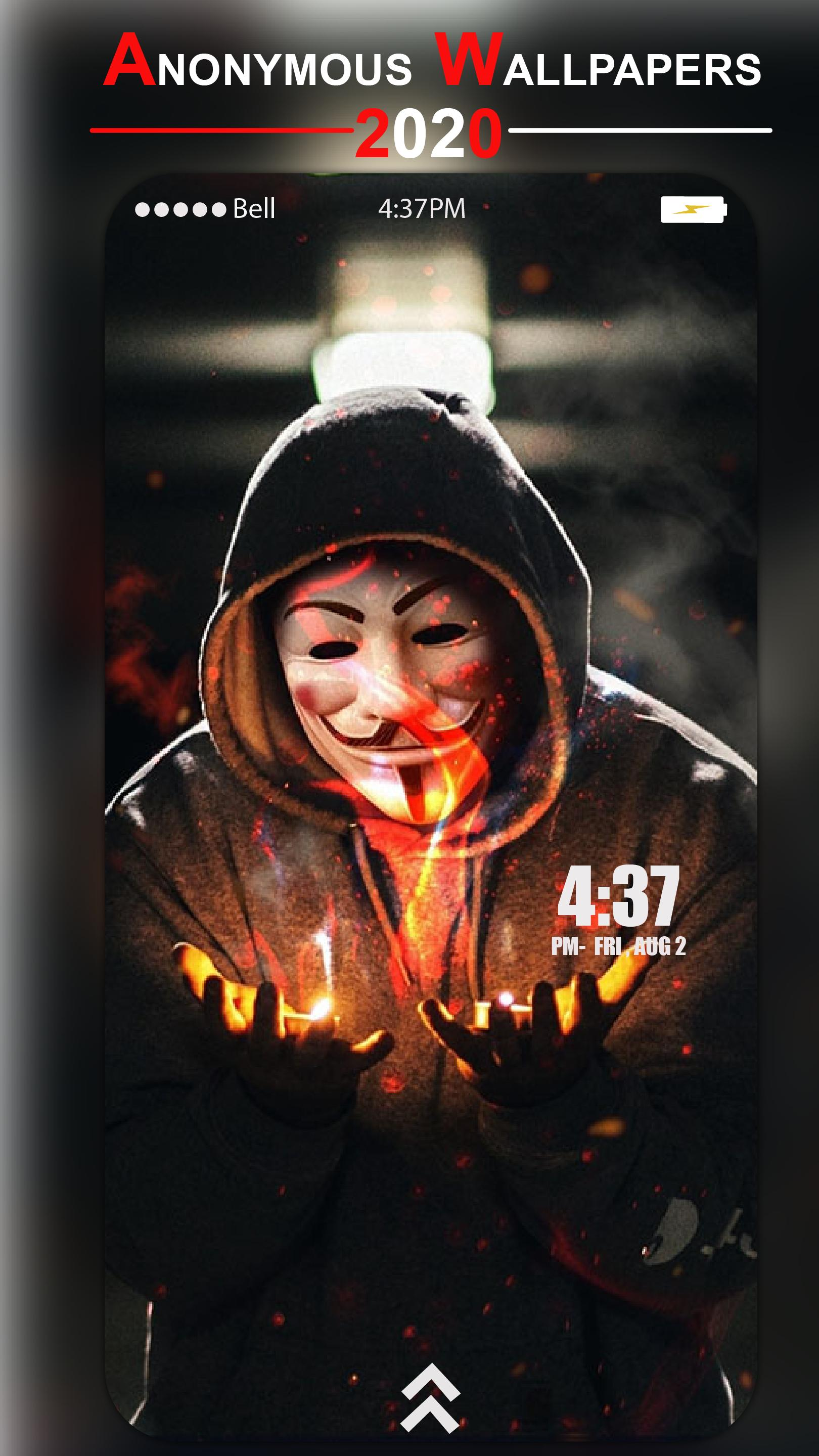 Anonymous Wallpapers HD😈 Hackers Wallpapers 4K for Android ...