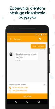 Zendesk Chat screenshot 2
