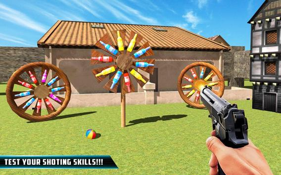 Bottle Gun Shooter : Fun Free Shooting screenshot 4