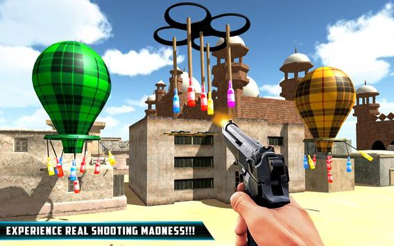 Bottle Gun Shooter : Fun Free Shooting screenshot 2