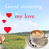 good morning images for lovers icon