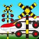 Railroad Crossing Train Simulation APK