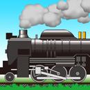 Steam locomotive choo-choo APK