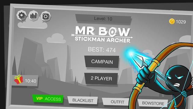 Mr Bow screenshot 1