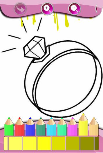 Diamond Ruby Rainbow Coloring Book For Android Apk Download