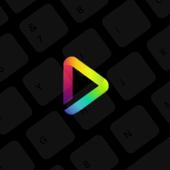 Design apps shortcut keys icon
