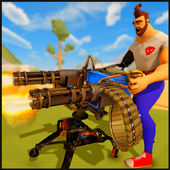 Combat Critical Strike CS : FPS War Counter Attack icon