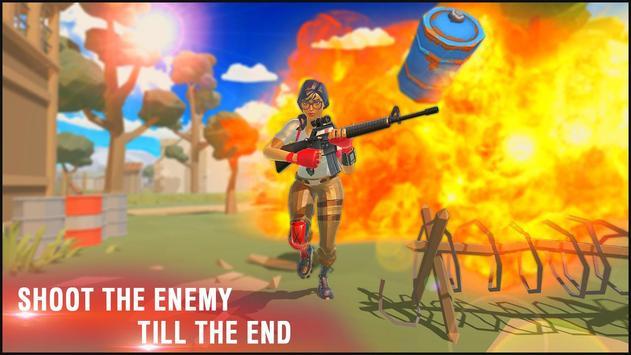 Combat Critical Strike CS : FPS War Counter Attack screenshot 1