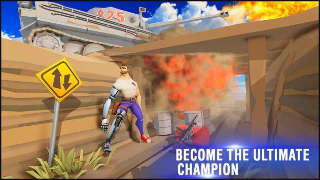 Combat Critical Strike CS : FPS War Counter Attack screenshot 2