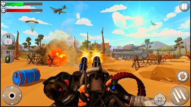 Combat Critical Strike CS : FPS War Counter Attack screenshot 4