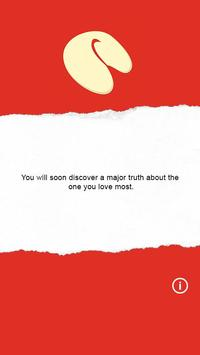 The Real Fortune Cookie - Lite screenshot 1