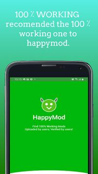 HappyMod : Free Guide For Happy Apps 2021 poster