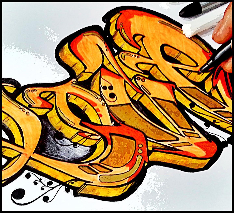 1000+ DIY Graffiti Drawings For Android