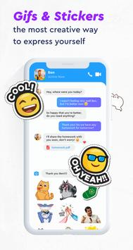 Messenger app, Light All-in-One, Live Free Chat screenshot 4