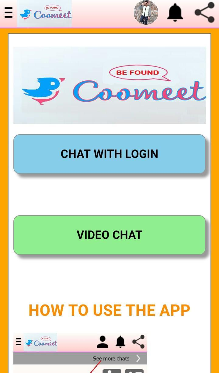Coomeet For Android