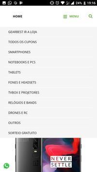GB cupons - buy at GearBest  and banggood Discount screenshot 3