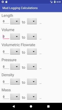 Mud Logging Calculations screenshot 2