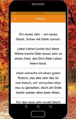 Silvester Sprüche For Android Apk Download