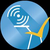 UNC Check-In icon