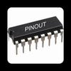Electronic Component Pinouts icono