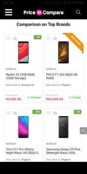 Price Comparison Online Shopping App screenshot 1