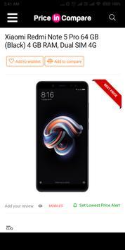 Price Comparison Online Shopping App screenshot 2