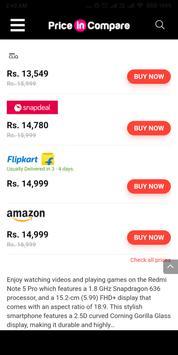 Price Comparison Online Shopping App screenshot 3