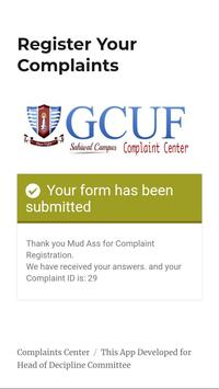 HDC GCUF Sahiwal) Complaints Center for Android - APK Download