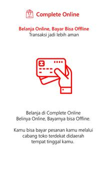 Complete Online screenshot 3