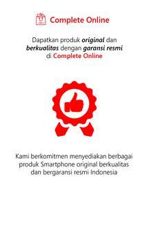 Complete Online screenshot 1