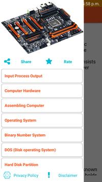 Computer Hardware poster