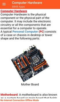 Computer Hardware screenshot 11