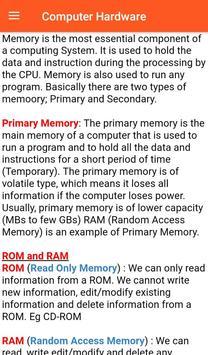 Computer Hardware screenshot 6