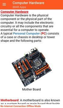 Computer Hardware screenshot 5