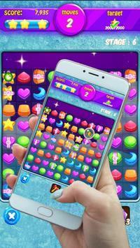 Cookie 2019 - Match 3 Puzzle Legend screenshot 4