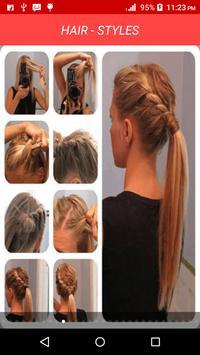 Hair styles,Nail Paint,Mehendi screenshot 5