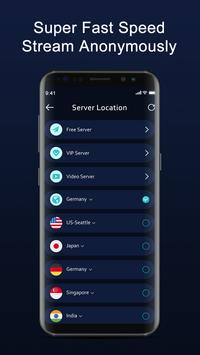 VPN Free screenshot 2
