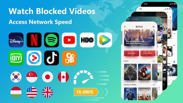 VPN Free 스크린샷 3