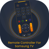 Remote Controller For Samsung TV 图标
