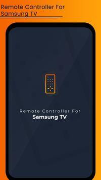 Remote Controller For Samsung TV 海报