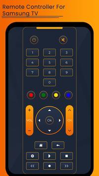 Remote Controller For Samsung TV 截图 2