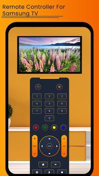 Remote Controller For Samsung TV 截图 3