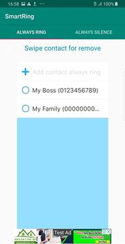 Smart Ring (Always Ring) screenshot 3